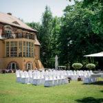 Eine Trauung oder Hochzeit bei uns im Freien direkt an der Havel – ein Highlight!